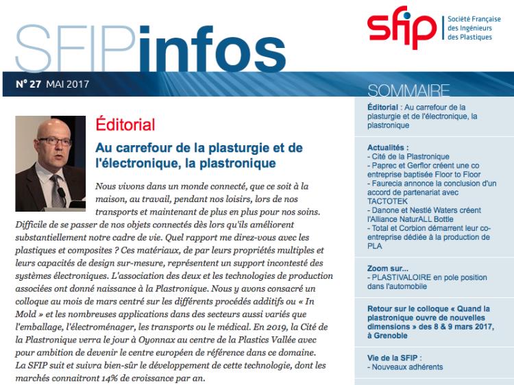 Couv2 SFIP infos n°27