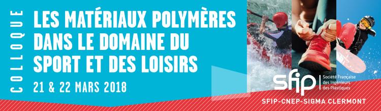 bandeau web Polymeres et Sport